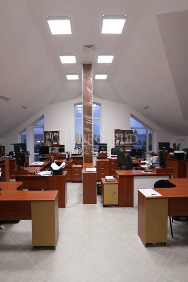 Ремонтные работы офиса в г.Бровары, ул. Киевская, 150 м2