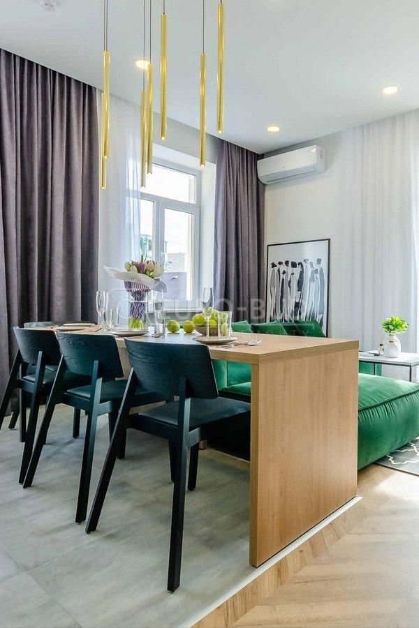 Двокімнатна квартира+кухня-студія, 80 м2 - м. Київ, вул. Саксаганського